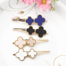 M MISM Delicate Floral Design Hair Clips For Women Brief Fashion Flower Shape Hairpins Hairgrips Korean Hair Accessories