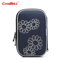 "8 colors available Waterproof  EVA printing 2.5"" hard disk cover pouch SATA HDD Mobile Hard Drive Disk Storage Bag Case"