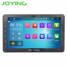 "JOYING 7"" Android 6.0 Car Radio Single 1 Din 1024*600 GPS Navigation Universal Stereo Quad Core Head Unit Car Multimedia Player"
