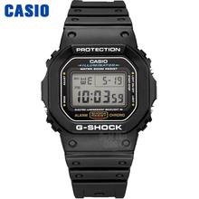 Casio watch Fashion sports waterproof men's watches DW-5600E-1V DW-5600HR-1(China)