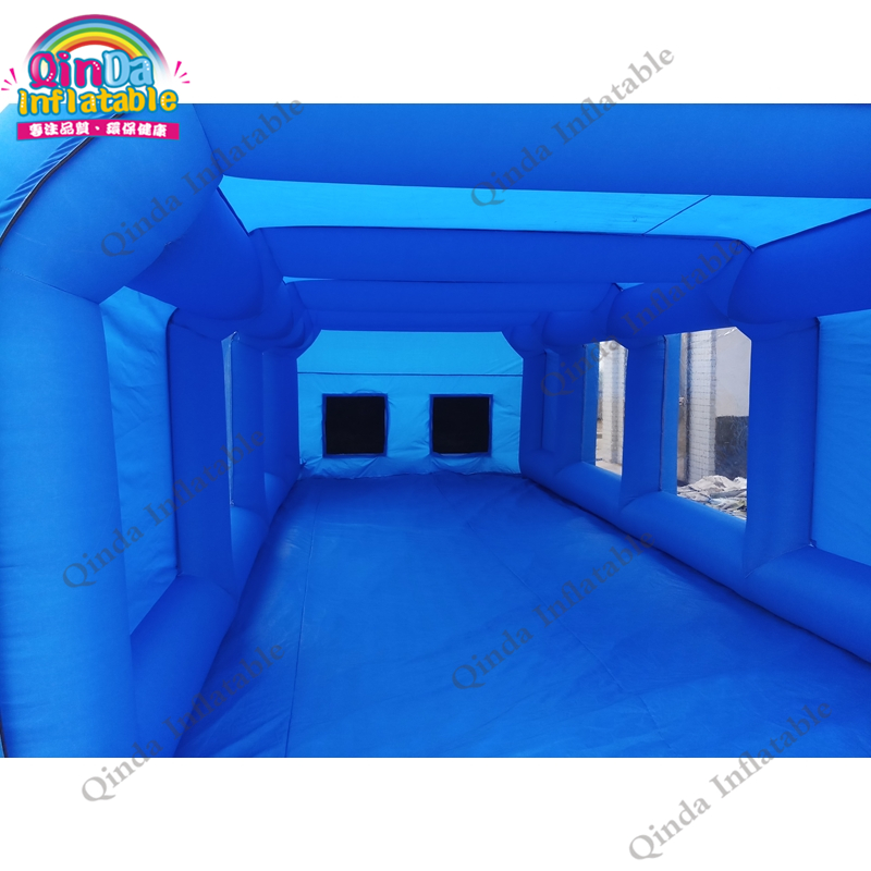 inflatable spray booth27