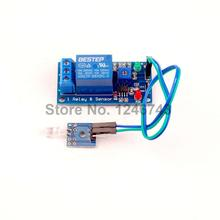 1PCS DC 5V 1 Channel Light Detection Photosensitive Diode Sensor Relay Module(China)