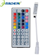 OSIDEN 12V 6A 44Key IR Remote rgb Led Controller for Flexible SMD3528 5050 5630 2835 RGB LED SMD Strip Lights