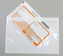 Clear Packing List Envelope Postage Shipping Label Envelopes 17 x 25cm Self Adhesive 5 To 10 pieces
