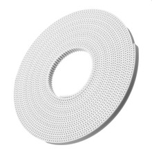 3D Printer PU 5meter 2GT-6mm Timing Belt Width 5m A Pack Thermoplastic Polyurethane Anti-wear Reinforce Open Belt