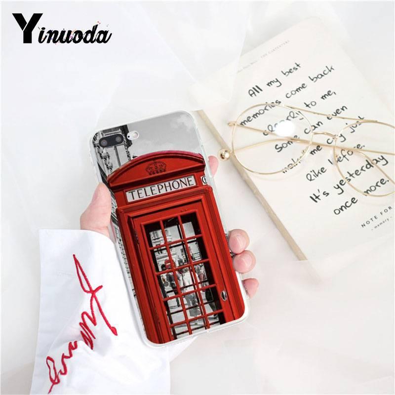 London bus england telephone vintage british