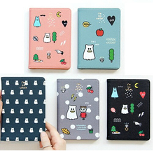 Passport Holder Cover Couple Models Women's Travel Demagnetization Certificate Package Card Case Card Holder