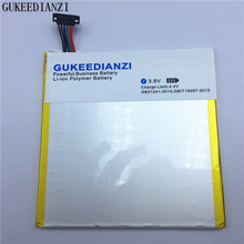 GUKEEDIANZI 100% New 3950mAh C11P1304 Tablets Battery For Asus MEMO PAD HD 7 ME173X HD7 ME173 K00B Rechargeable Li-ion Bateria