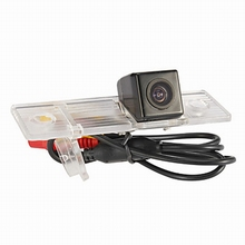 HD Car Rear View Parking Camera For Chevrolet Cruze 2012 With Parking Line Waterproof night vision(China)