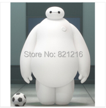 2014 New Arrival Christmas suit Big Hero 6 Baymax Mascot Costume Adult Size Free Shipping