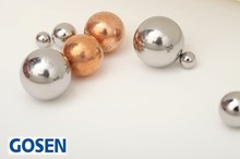 1/8'' Inch ( 3.175mm ) 500 PCS AISI 304 G100 Stainless Steel Balls For Ball Bearing(Hong Kong,China)