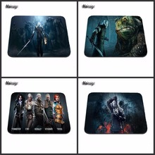 Witcher 3 Anti-Slip Rubber Mouse Mat 180*220mm 200*250mm or 250*290mm Pad Funny on-Slip Durable Rectangle Mouse Pad