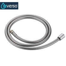 EVERSO 1.5m Stainless Steel Kitchen Faucet Sprayer Flexible Plumbing Hoses Bathroom Accessories