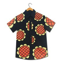 One Piece Monkey D Luffy Corrida Colosseum Cosplay Costumes Sunflower Shirt Halloween Cosplay Tops