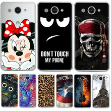 Huawei Y3 2017 Case Luxury Cartoon TPU Case Cover For Huawei Y3 2017 Soft Silicon Phone Protective Back Cover Skin
