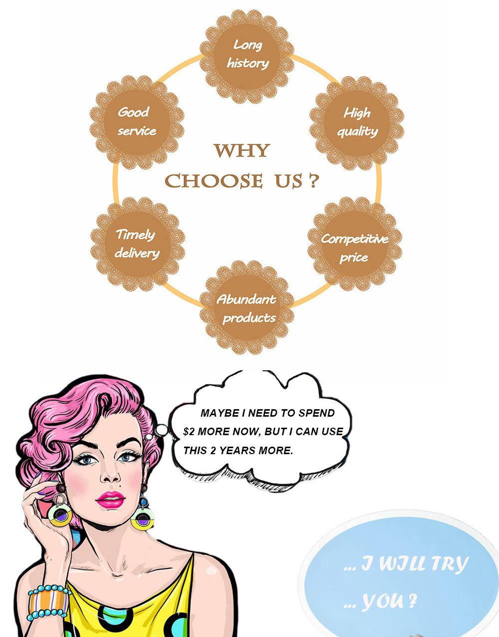why choose us 2