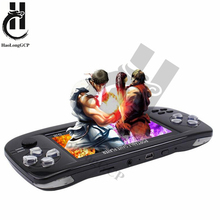 Top Fun Game Console portable handheld game player 3.5 inch screen for snes neogeo cps Arcade games multi game simulator machine