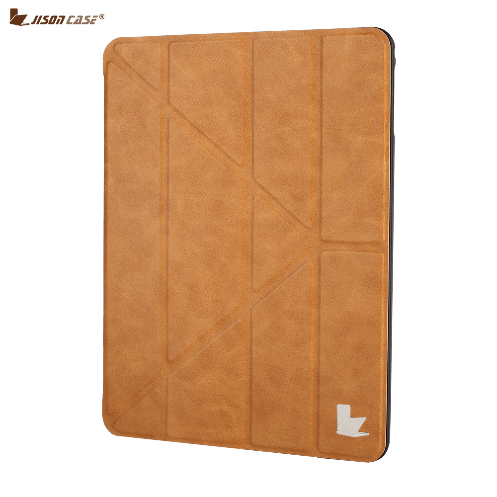 Jisoncase Protective Case for iPad PRO 10.5 inch Fashion TPU Tablet Cover with Built-in Pen slot for iPad PRO 10.5 inch New