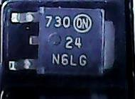 50PCS/LOT 24N6LG NTD24N06LT4G TO252 Field MOSFET MOSFET N Channel 60V 24A(China)