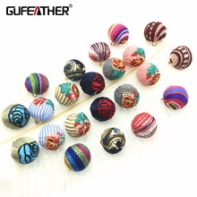 GUFEATHER M36/1.5CM Accessories fittings/Making earing/Jewelry accessories/diy jewelry/necklace production/handmde earings(China)