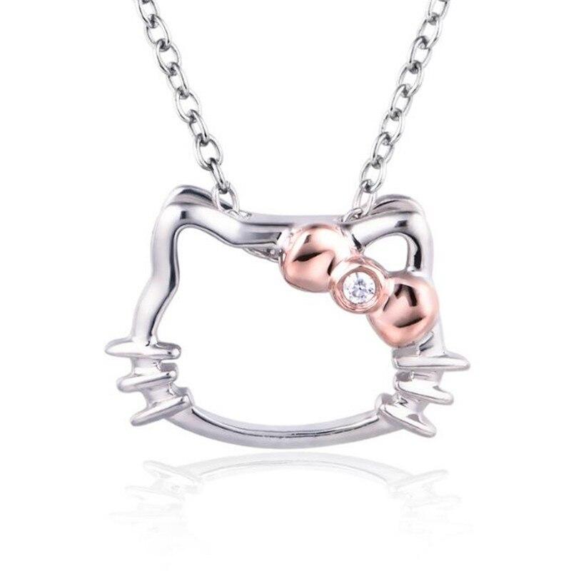 Kitty Necklaces Pendants