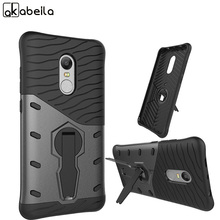 AKABEILA Phone Covers Cases For Xiaomi Redmi Note 4X 4 X Note4X 3G/32G 4G/64G Redmi Note 5 Case Army Armor Cover Shell Skin Bags