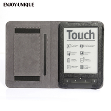 ENJOY-UNIQUE Case Cover For pocketbook Touch HD eReader with hand holder(China)