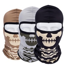 Monkey Tactical Skull Ghost Motorcycle Headwear Headgear Airsoft Military Army Balaclava Helmet Full Face Mask Hats Cap