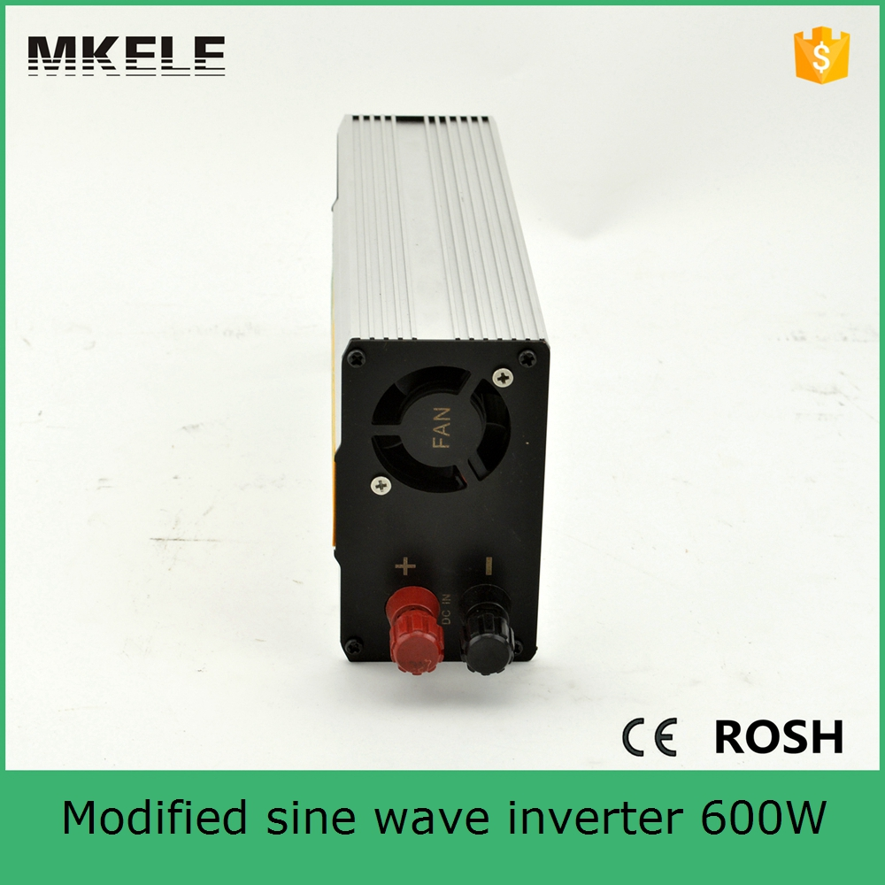 MKM600-122G portable inverter modified off grid type inverter 600w inverter 12v input 220v output electric inverter low cost<br><br>Aliexpress