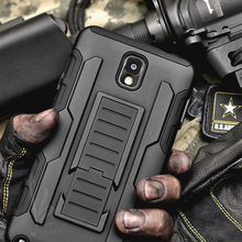 Armor Hard Case for Samsung Galaxy Note 3 4 5 S3 S4 S5 S6 S7 Edge Plus A3 A5 A7 A8 2016 J3 J5 J7 Cell Phone Cases Cover Shell