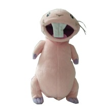 Cartoon Movie Kim Possible Toy Rufus Doll 31cm Cute Mole Plush(China)