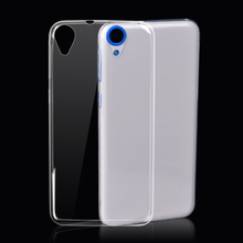 Ultra Thin Crystal High Clear Transparent Soft Silicone TPU Case Cover for HTC Desire 620 816 820 826 Cheap Case Wholesale