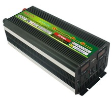 inverter circuit diagram 3000w dc 12v to ac 220v UPS solar power inverer with ups charger LED display with wire(China)