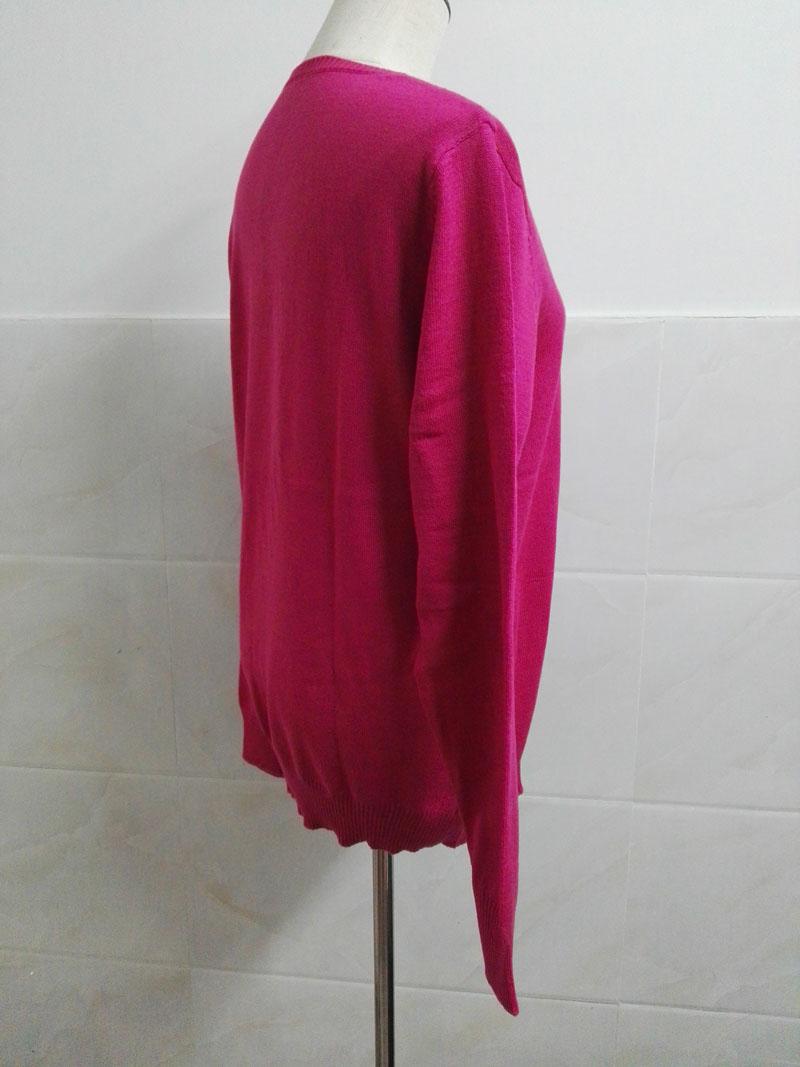 Cashmere Sweater V Neck Women Fashion Autumn Pullovers Knit Cashmere Sweater Women Slim Knit Coat Female Blouse Winter Knitwear 33