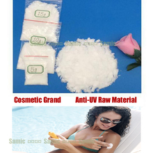50g Cosmetic Grand Titanium Dioxide lipophilic Powder TiO2 Anti-UV Raw Material whiteness