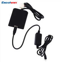 Car CD Adapter MP3 Music Player 8 Pin AUX Audio Interface Connect Digital CD Box for Honda 2.4 Acura