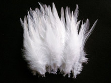 "17 colors! High quality white and stained 20 pc rooster feathers, 4-6 ""/ 10-15cmDIY Clothing, handicrafts, jewelry and other acc"