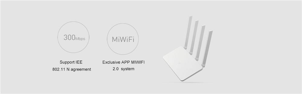 English-Version-Xiaomi-Mi-WIFI-Router-3C-64-RAM-802-11N-2-4G-300Mbps-Smart-22