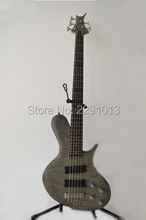 TOP QUALITY 5 strings  Ritter R8-singlecut bass guitar  with Ebony Fretboard Best workmanship  Free shipping