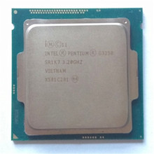 Intel Pentium Processor G3250 3.2g LGA1150 22 nanometers LGA1150 3M Cache Dual-Core CPU Processor TPD 53W ,have a g3220 sale(China)
