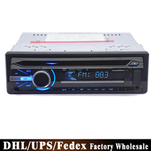 Free DHL Fedex 20PCS S690 Bluetooth D Player Car Cd Player Car P3 Card Machine U Disk Drive F Radio Bluetooth Handsfree(China)