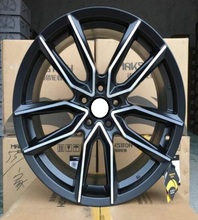 BS XA 17 inch 5x100 5X112 5X114.3 Car Aluminum Alloy Wheel Rims(China)