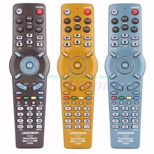Universal Learning Remote Control Controller For TV CBL DVD AUX SAT AUD(China)