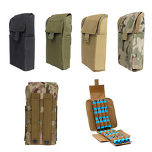 Waterproof Anti-corrosion 12G Bullets Package Hunting Shells Package CS Field Portable Outdoor 25-Hole Bullet Bags