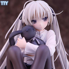 Japan Kasugano Sora Action Figure Japan fashion Anime Kasugano Sora sex figures 18cm PVC model toys for collection gifts