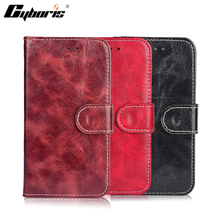 Buy CYBORIS Retro Leather Case Doogee Shoot 2 Wallet Case Stand Cover Card Slots Doogee Shoot2 5.0inch flip cases for $3.39 in AliExpress store
