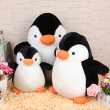plush toys penguin animal mini toy dolls cartoon doll 28cm L833(China)