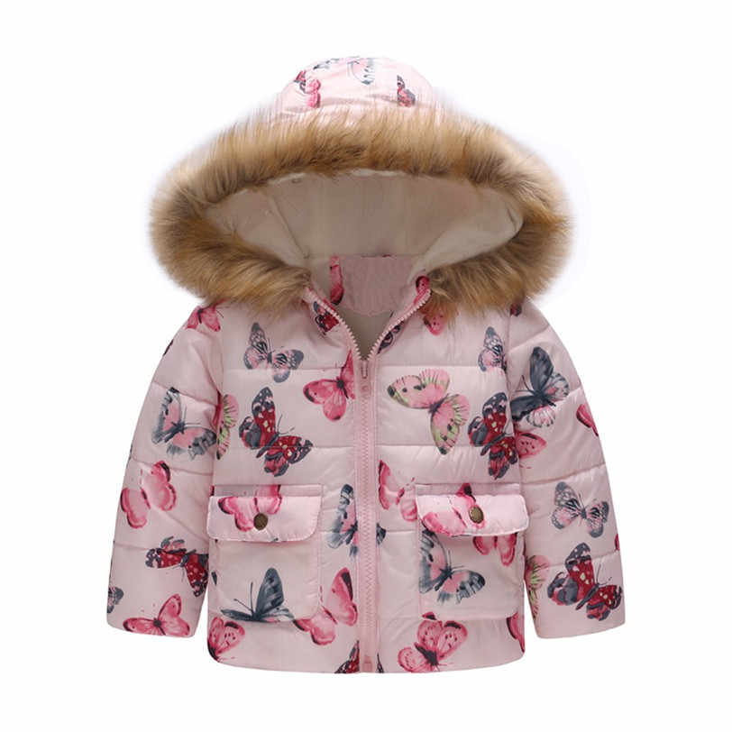 6fe86962c Detail Feedback Questions about Toddler Girls Winter Down Jacket ...
