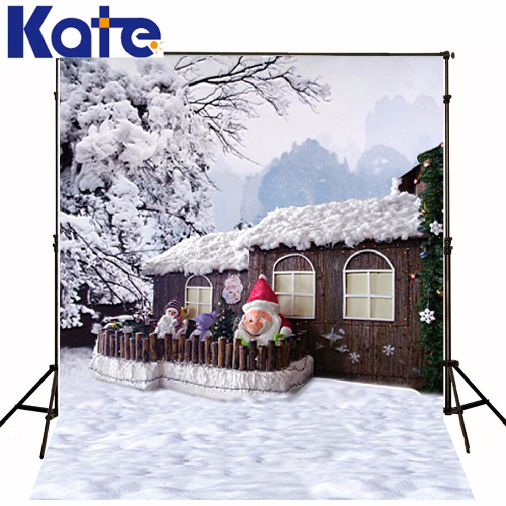 New Arrival Background Fundo Santa Claus Snow Toys 6.5 Feet Length With 5 Feet Width Backgrounds Lk 2517<br>