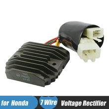 12V Motorcycle Regulator Rectifier Voltage for Honda CBR600 F4i CBR600RR F5 CBR900 CBR954 CBR929 CBR1100XX VTX1300 NSS2